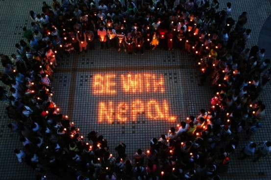 EventNook waived fees for charity events helping Nepal earthquake victims