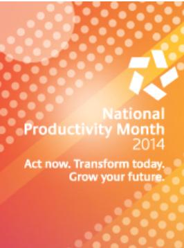 National Productivity month - EventNook event registration case study