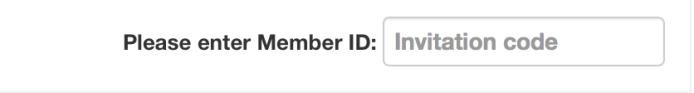 eventnook - online event registration software. invitation code