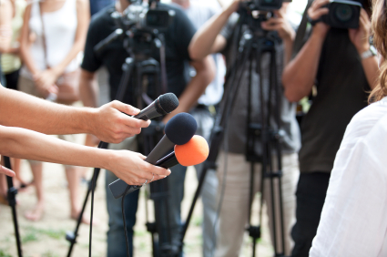 microphone media