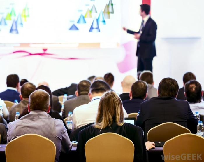 conference speaker event planning