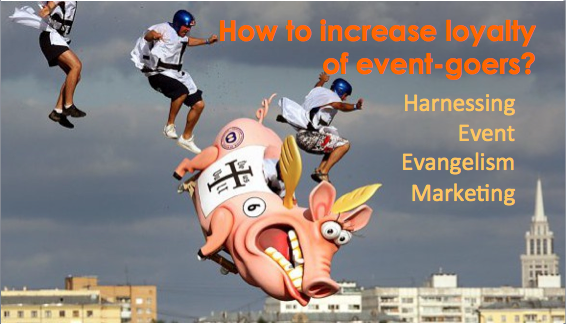 Event evangelism Pinterest