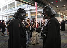 Niche Star Wars event Credits: Orlando Sentinel
