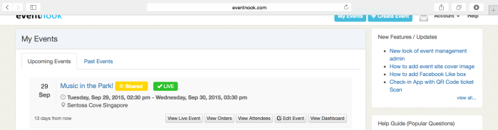 how to track campaigns with referral code eventnook