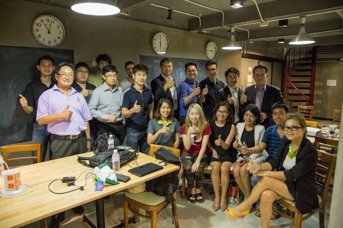 eventnook Crowdfunding Asia Festival Singapore Summit Phoenixict team BOLD 2015